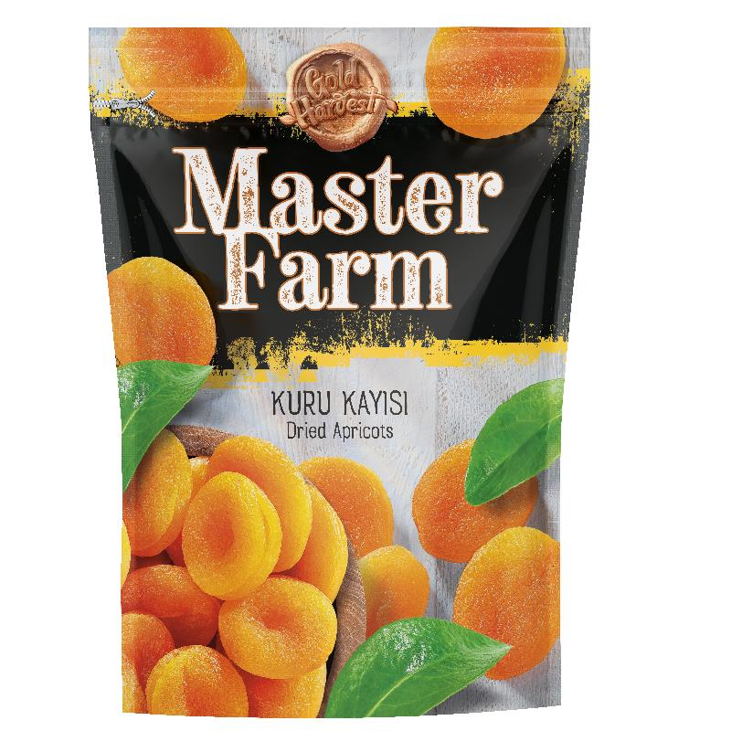 Master Farm Dried Apricots 150gr