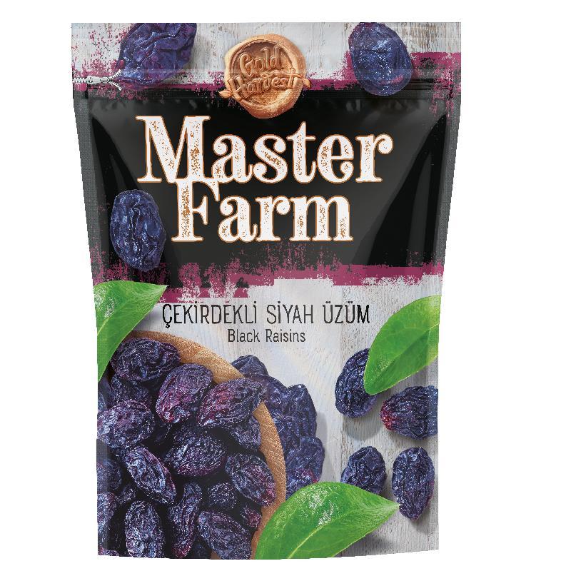 Master Farm Black Raisins 175gr