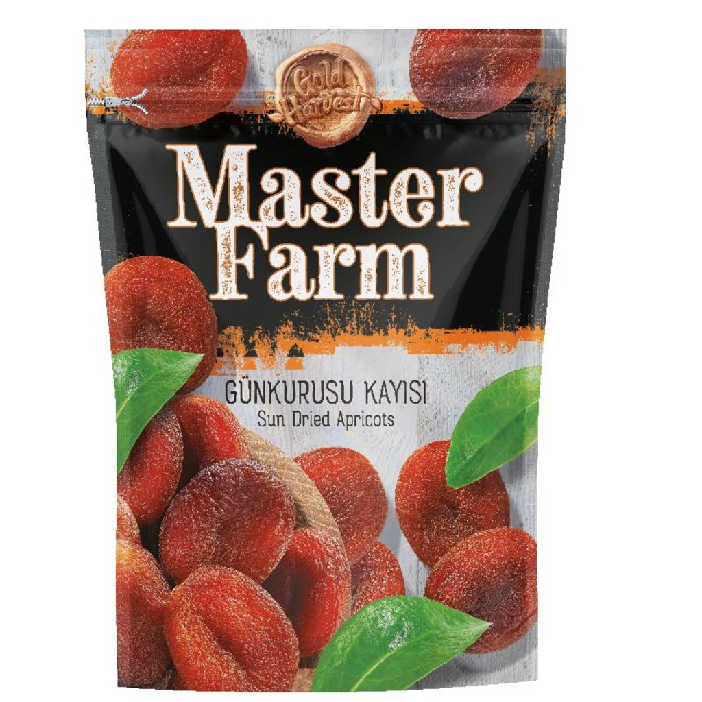 Master Farm Sun Dried Apricots 150gr