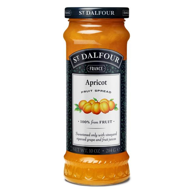 St. Dalfour Thick Apricot Jam 284G