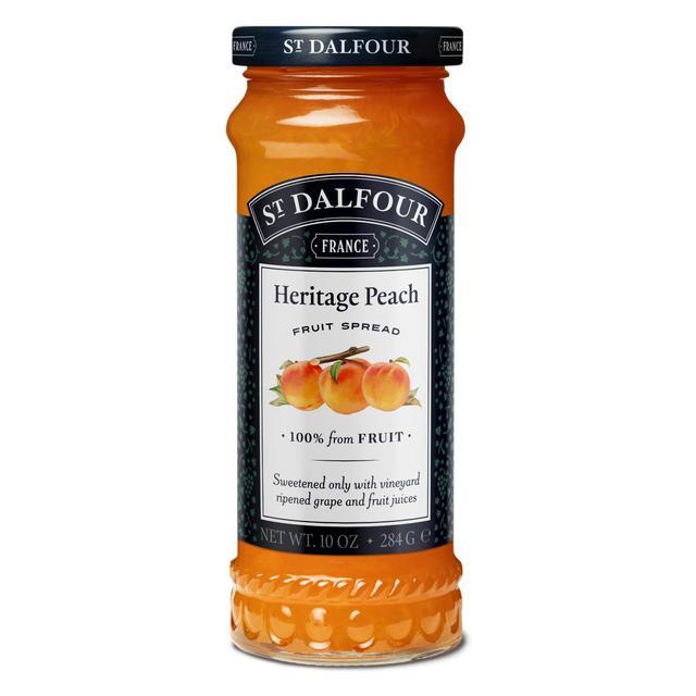 St Dalfour Golden Peach Jam 284G