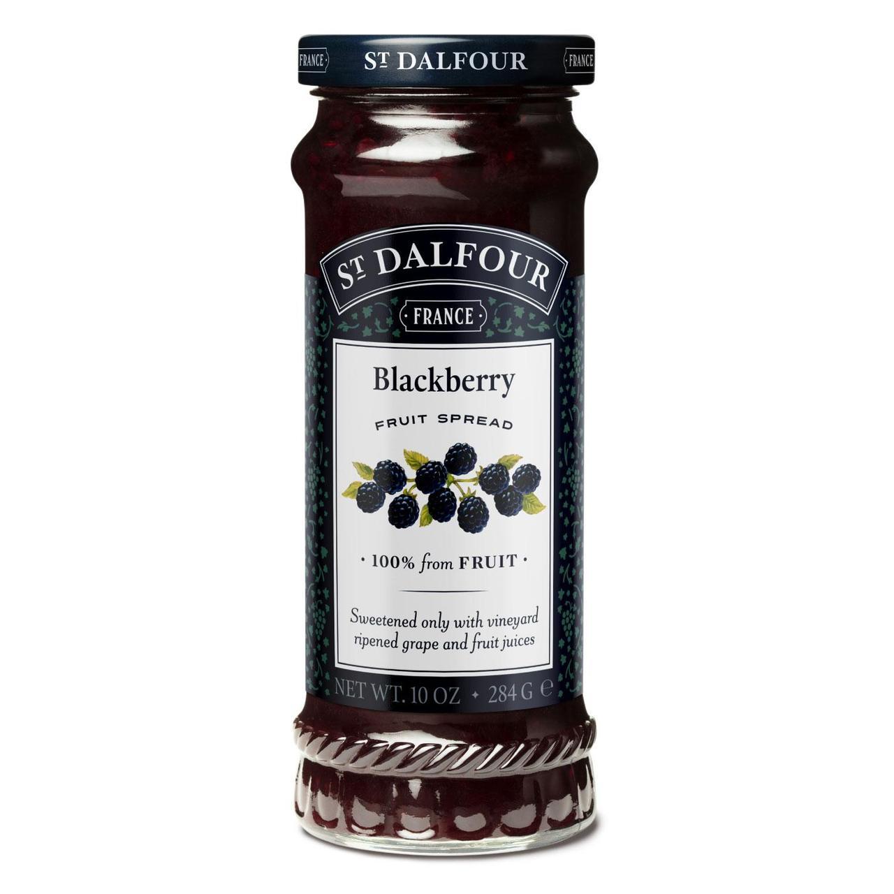 St Dalfour - Blackberry 284g