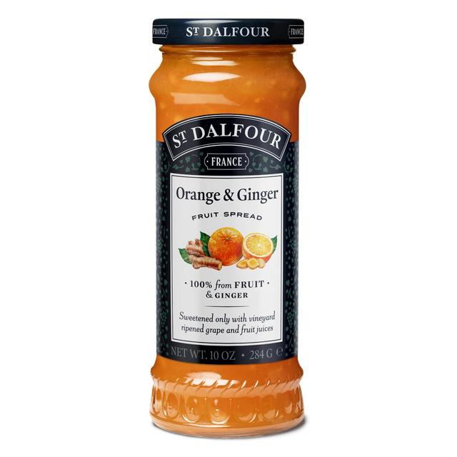 St. Dalfour Orange & Ginger Jam 284G