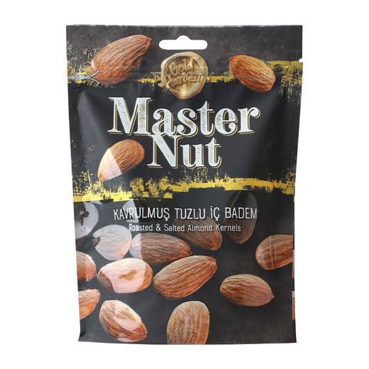 Master Nut Roasted & Salted Almond Kernels 150G