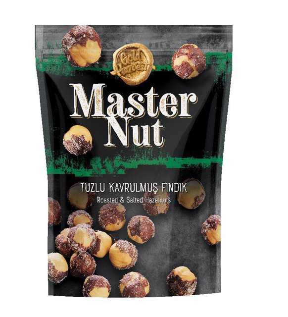 Master Nut Roasted & Salted Hazelnuts 150 G