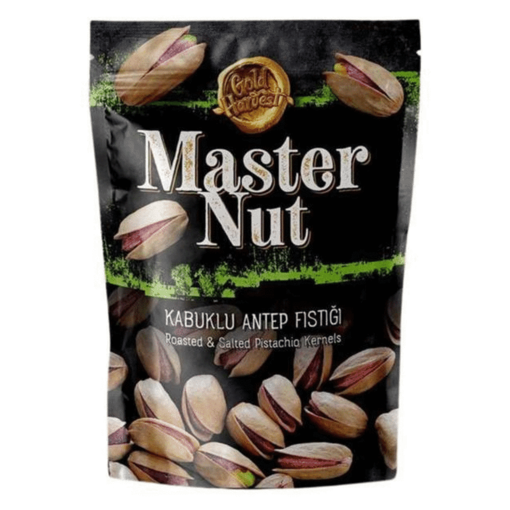 Master Nut Roasted & Salted Pistachio 200 G