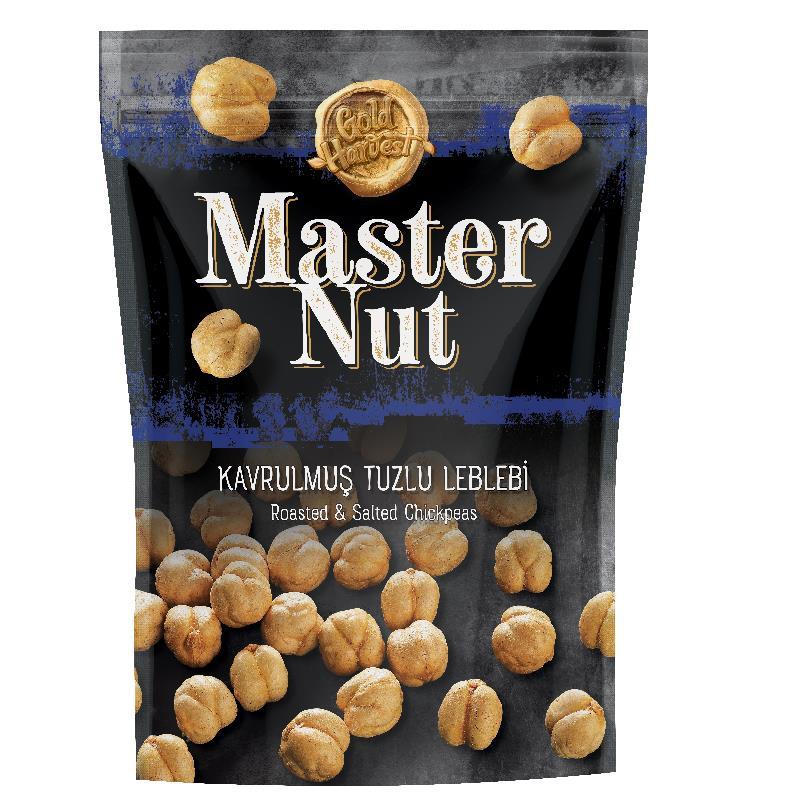Master Nut Roasted & Salted Chickpeas 175G