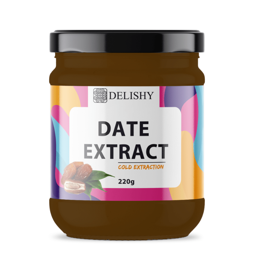 Delishy Date Extract - Cold Extraction