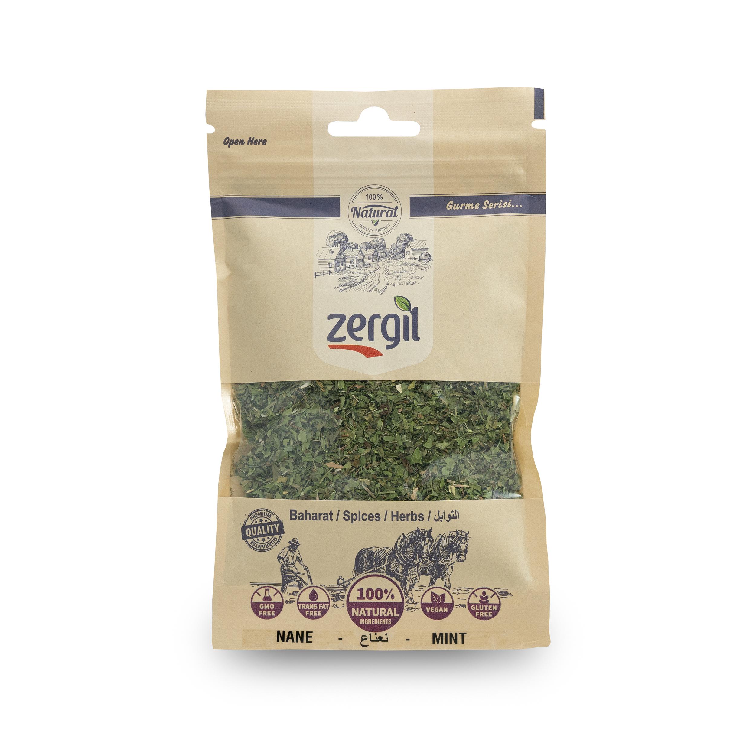 Zergil Mint ( Nane ) 25gr