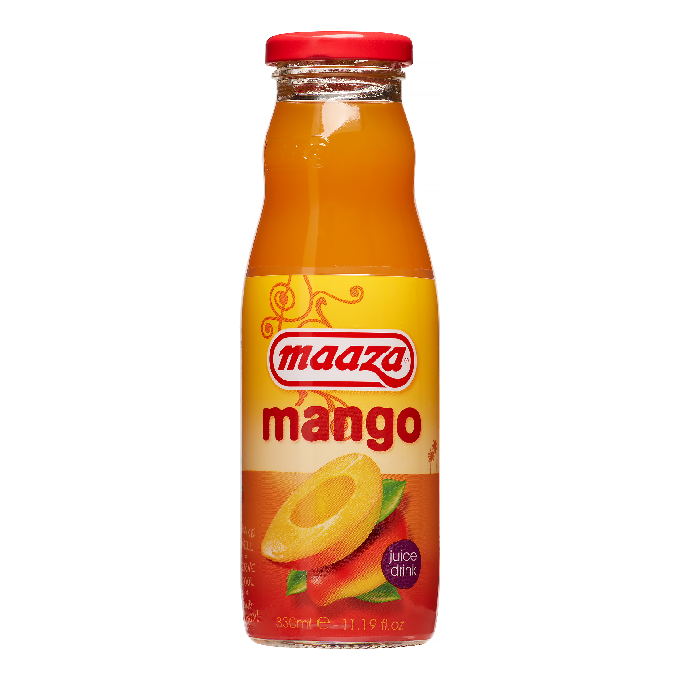 Maaza Glass Bottle Mango 33 cl