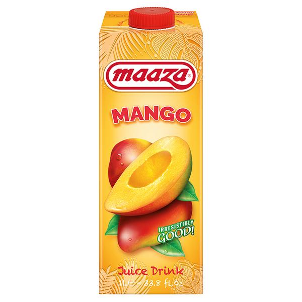 Maaza Tetrapak Mango 1 lt