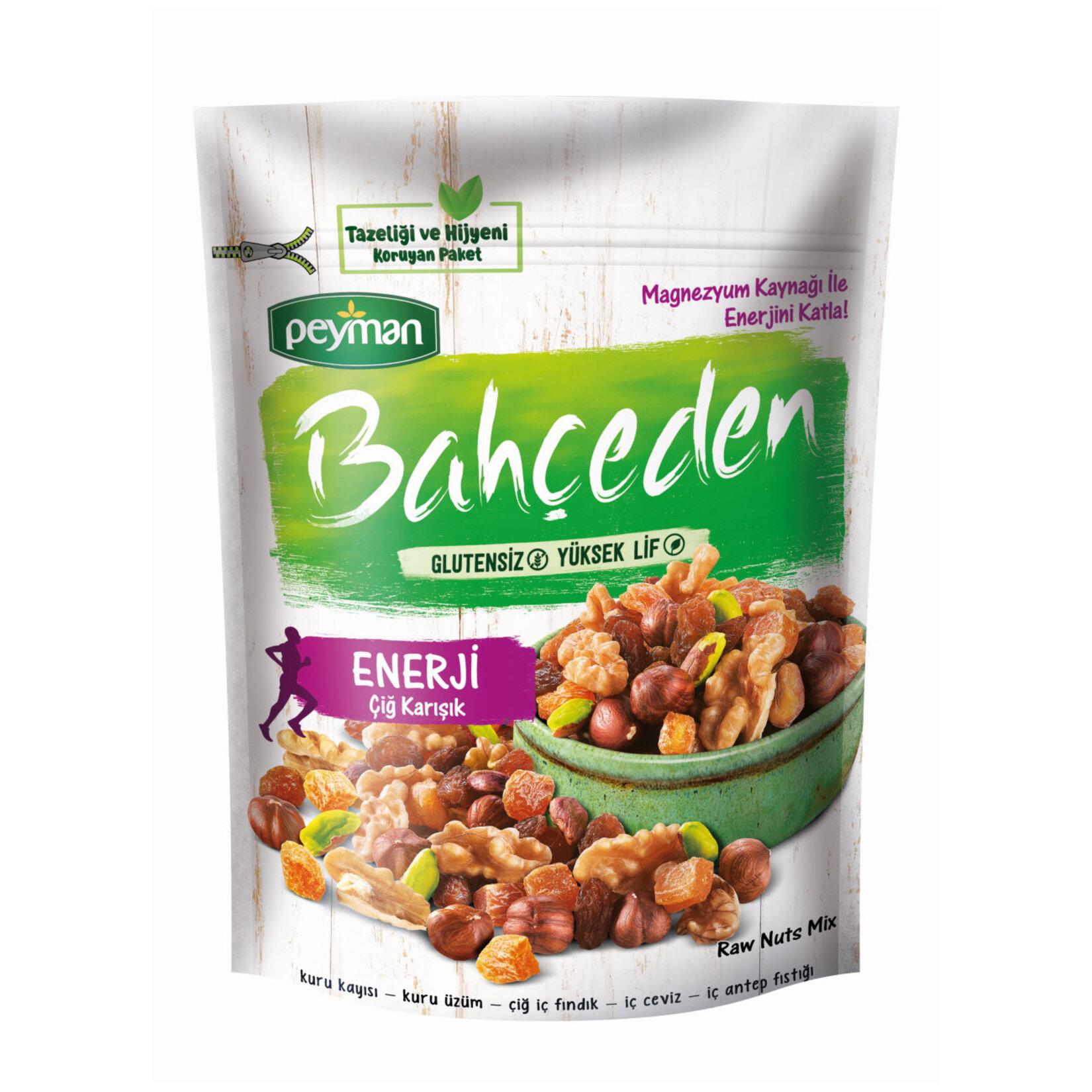 Peyman Bahceden Gluten Free Raw Mix 140 gr