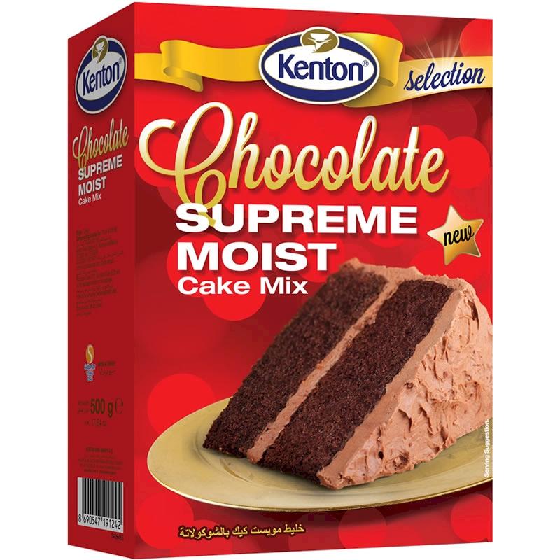 Kenton Mix Moist Chocolate Cake 500 gr