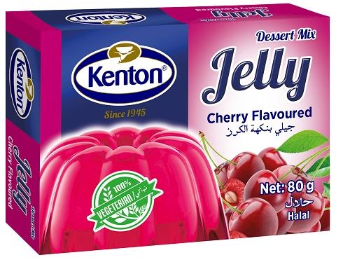 Kenton Vegetal Jelly Cherry Powder 80 gr