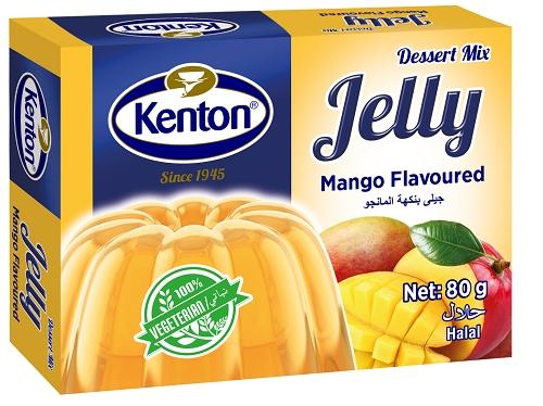 Kenton Vegetal Jelly Mango Powder 80 gr