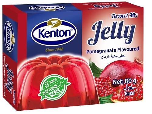 Kenton Vegetal Jelly Pomegranate Powder 80 gr