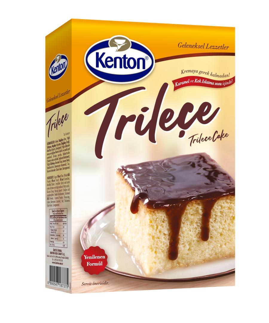 Kenton Trilece Cake Dessert 290 gr