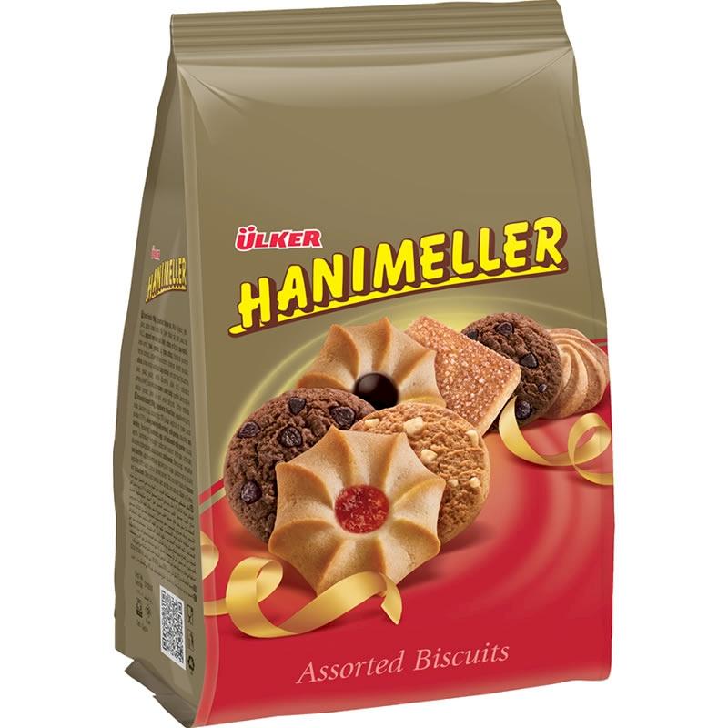 Ulker Hanimeller Assorted 180 gr