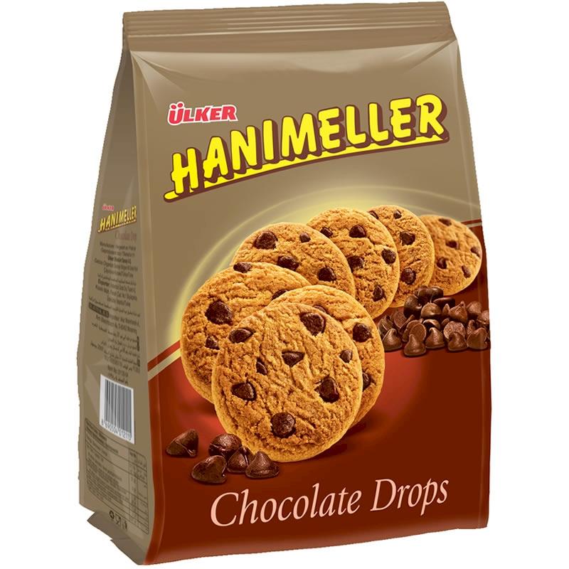 Ulker Hanimeller Chocolate Chip Bag 210 gr